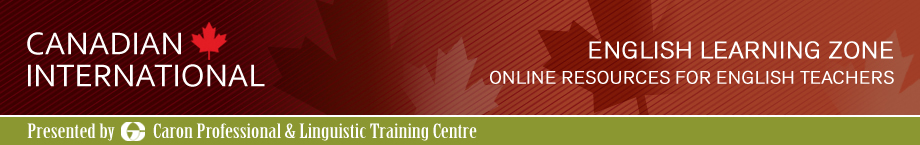 Canadian International English Learning Zone